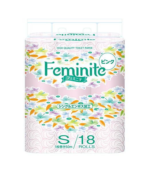 フェミニテ18ロールシングル